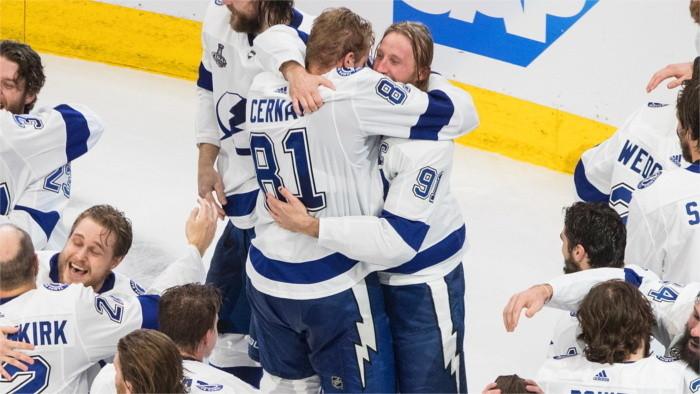 Большой успех словацкоготр хоккеиста