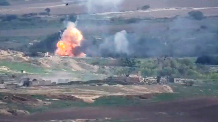 МИД СР осудил войну в Нагорном Карабахе
