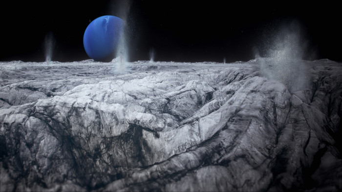 Studené, nepoznané. Takto vyzerajú ľadové svety slnečnej sústavy