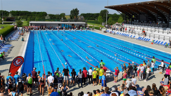 Projekt für Profis: Nationales Olympia-Trainingscenter