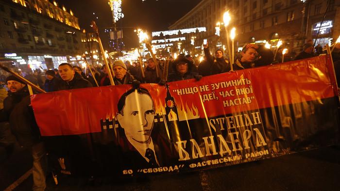 Dejiny.sk: Ukrajinský nacionalizmus v XX.storočí