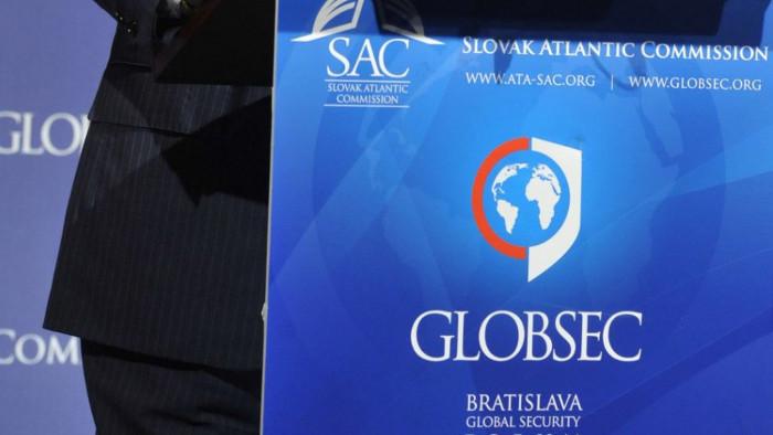В Братиславе начался GLOBSEC 2021