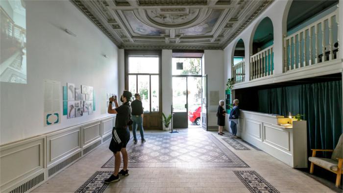 Историческая аптека «У Салватора» вновь открыта