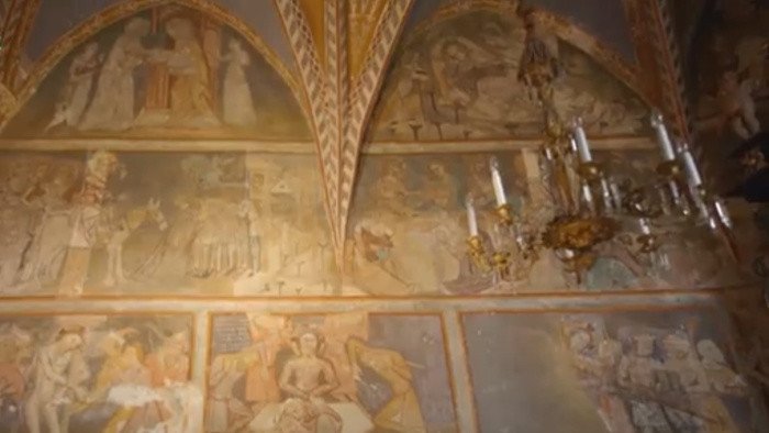 Gemerské fresky I.