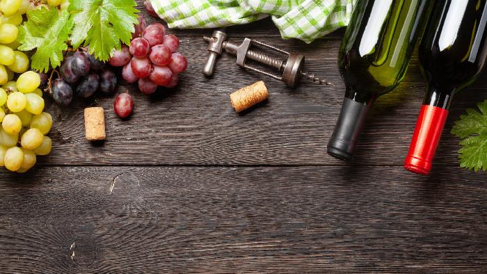 Hrozno a víno