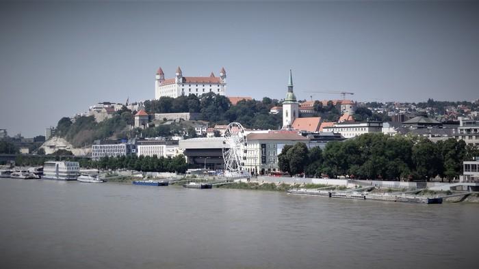 Bratislava, mesto dávnej histórie