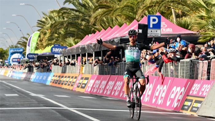 Saganov triumf na Giro d´Italia