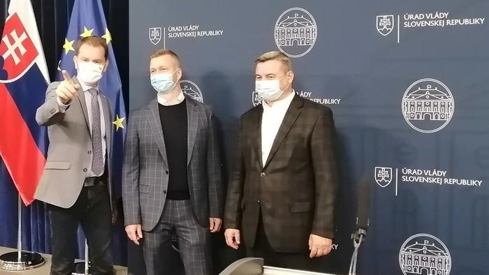 Szilvássy: Ultrák, Kotleba, Matovič és az MKP