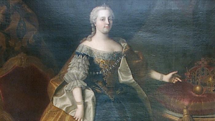 280 rokov od nástupu Márie Terézie na trón