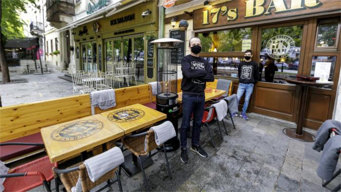 Opatrenia ohrozujú reštaurácie a pohostinstvá