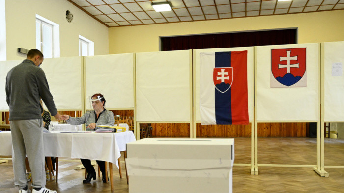 Elektronické hlasovanie zatiaľ nereálne