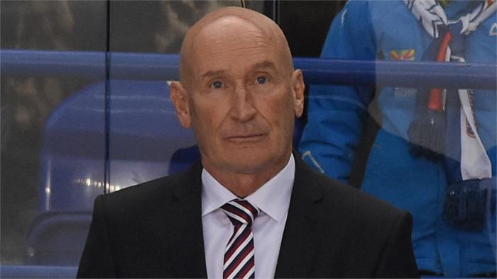Ramsay naďalej trénerom hokejovej reprezentácie