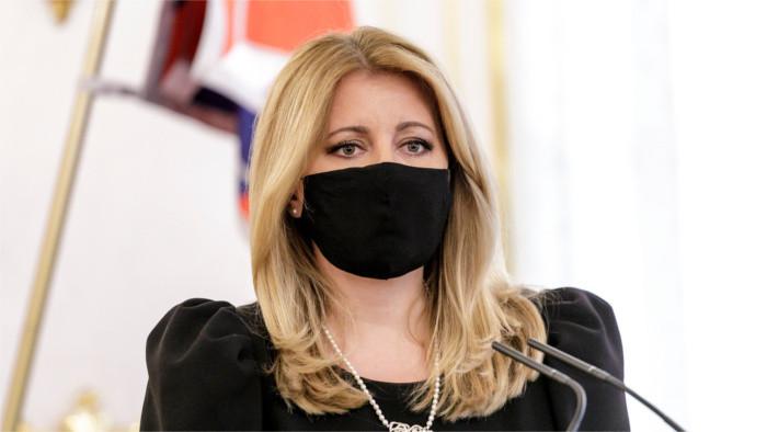 Präsidentin Čaputová für freiwillige Corona-Tests