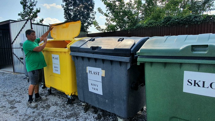 Regulácia poplatkov za triedený odpad