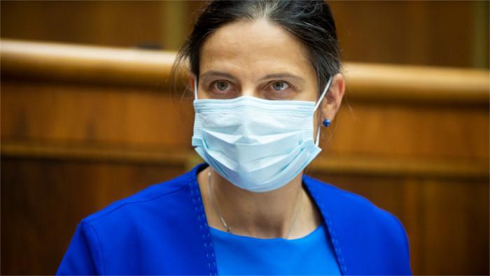 Kolikova not considering withdrawing draft 'Court Map' reform