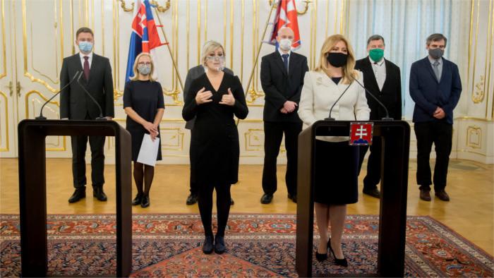 Президент Чапутова о мероприятиях по борьбе с коронавирусом