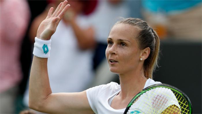 Magdaléna Rybáriková beendet ihre aktive Karriere