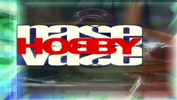 Vaše hobby-naše hobby