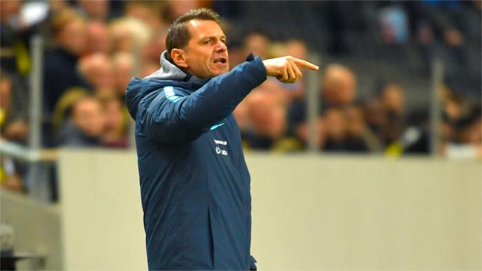Ш. Таркович назначен  на пост нового тренера футбольной сборной Словакии