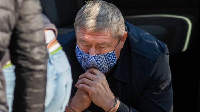 Special Prosecutors' Ex-Chief in prison