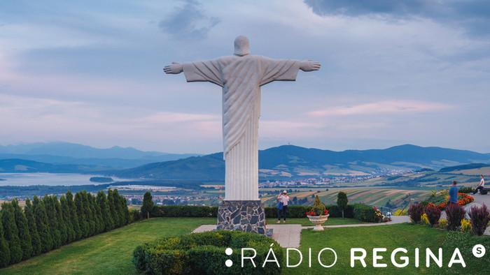 Rio de Klin | Socha Ježiša na Orave
