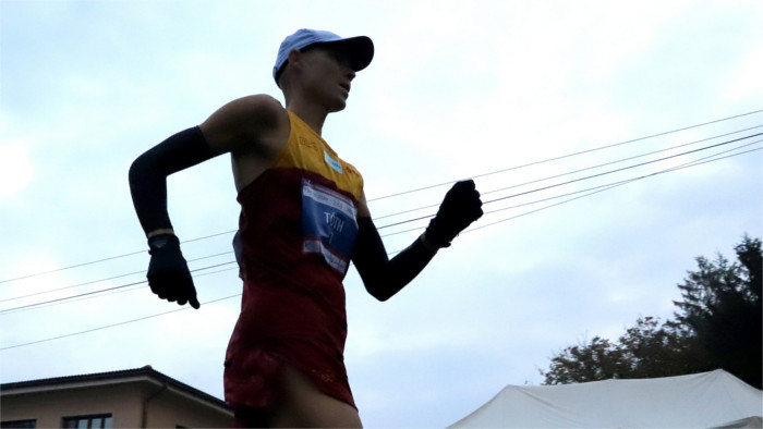 Прославленный спортивный ходок М. Тот выполнил лимит на летние ОИ 2020 в Токио!