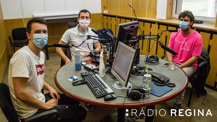 Hudobník Matej Smutný hosťom Rádiobudíku