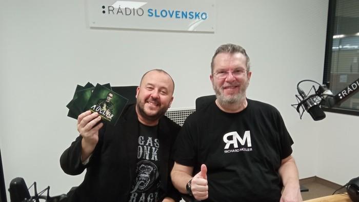 Naša hudba: Richard Müller