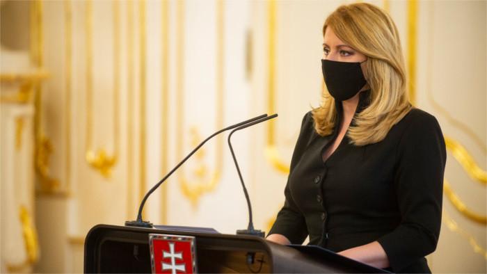 Президент З. Чапутова о позиции Венгрии и Польши относительно европейского бюджета