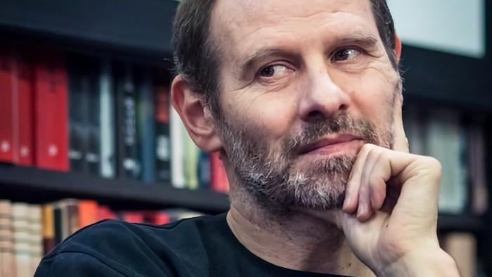Publicista Martin M. Šimečka v Ráne na eFeMku