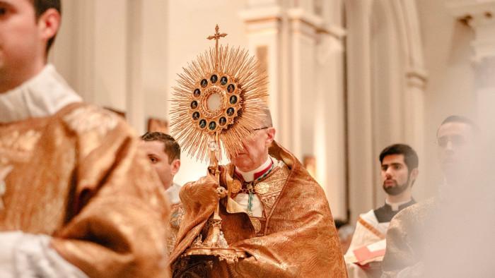 Arcibiskup Bernard Bober