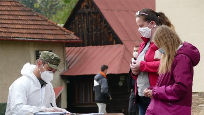 Slovensko čaká celoplošné testovanie