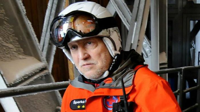 Horolezec Peter Šperka by mal v týchto dňoch 65 rokov