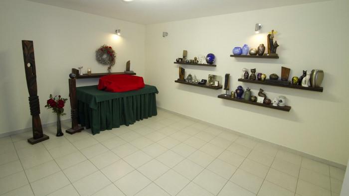 Visitamos un crematorio de animales