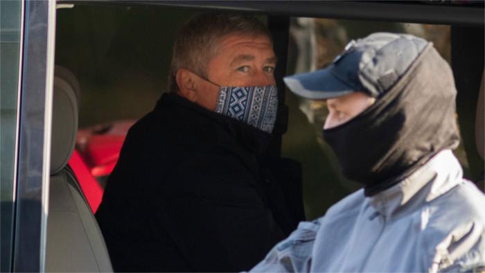 Criminal Agency detains special prosecutor Dušan Kováčik