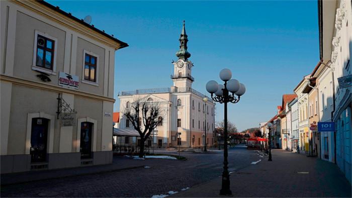 Kežmarok aims to be European Town of Sport 2022
