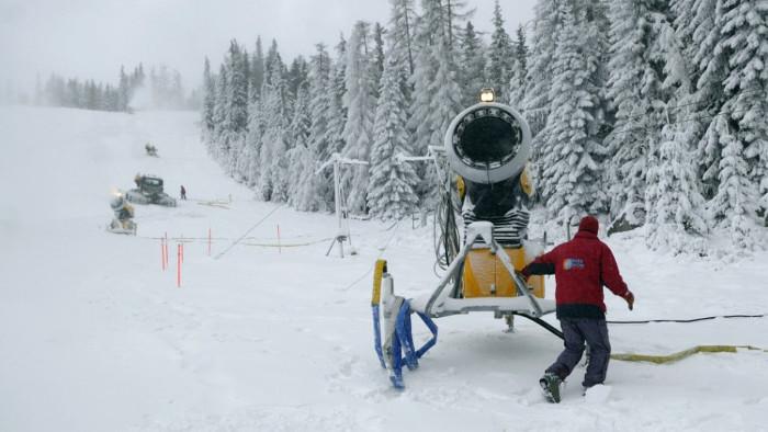 Los Altos Tatras se preparan para la venidera temporada de esquí