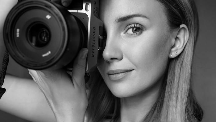 Fotografka Mária Švarbová v Ráne na eFeMku