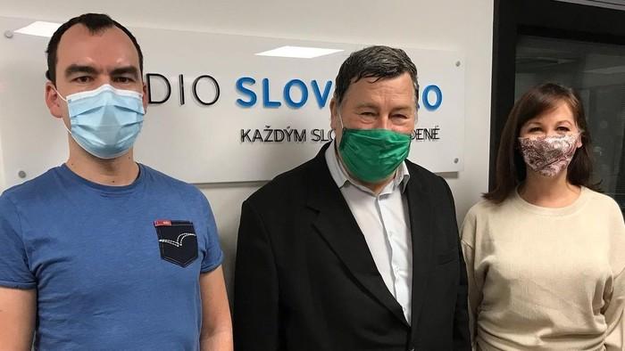 Hosť DRS: Vladimír Krčméry - lekár