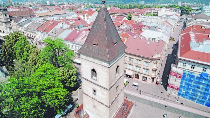 Hogyan lett Kassa szegényebb egy középkori épülettel?