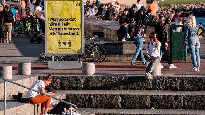 Járványkörkép: Svédország