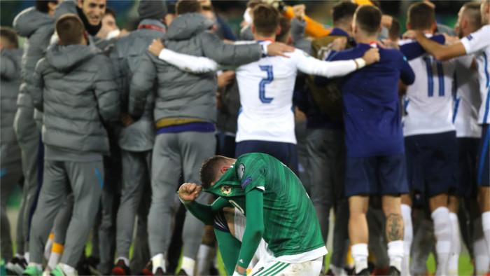 Slovak football goes to EURO