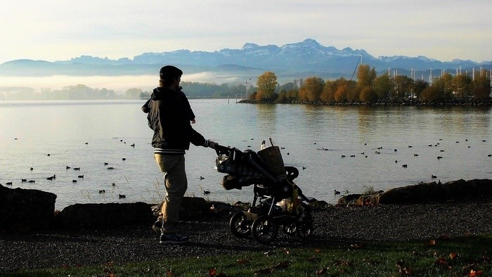 Materská dovolenka otcov je na Slovensku stále viac populárna