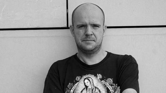 Poľský spisovateľ Witold Szabłowski v Ráne na eFeMku
