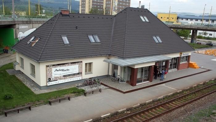 Kultúrne centrum Stanica Žilina-Záriečie