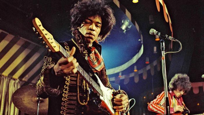 Miniprofil: Jimi Hendrix