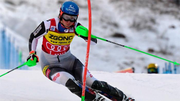Vlhová's grand start of season