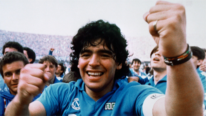 Marek Hamšík shocked by the news of Maradona's passing