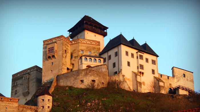 Trenčiansky hrad zrejme ešte neukázal všetky svoje tajomstvá