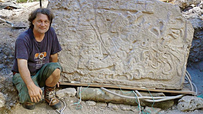 Grandes avances de los científicos eslovacos en su investigación de la cultura maya